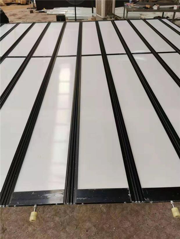 深圳铝合金折叠门安装