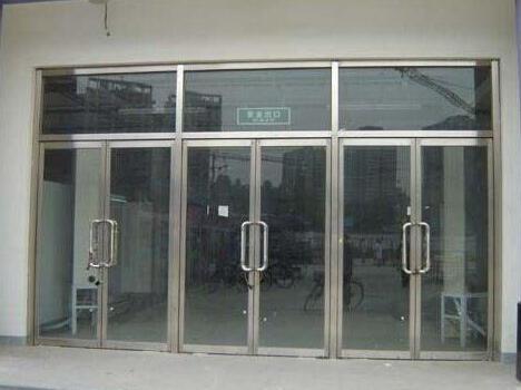 罗湖区维修玻璃门价格